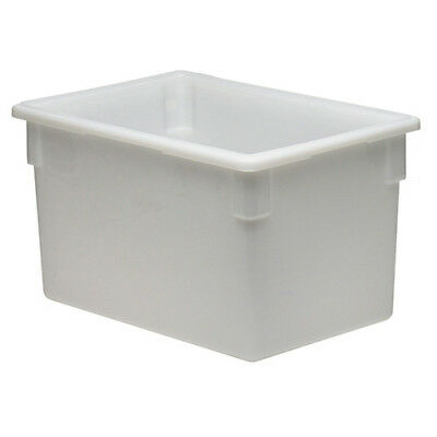 Cambro 182615p148 Food Storage Box Full-size 22 Gallon White