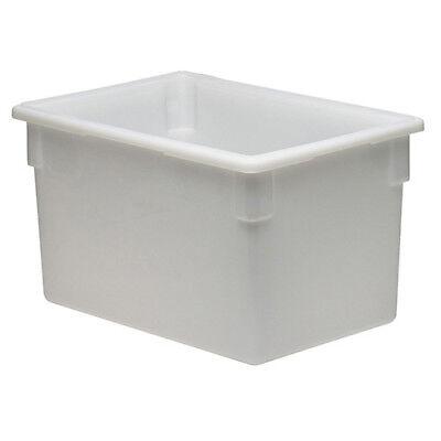 Cambro 182615p148 Food Storage Box Full-size 22 Gallon White