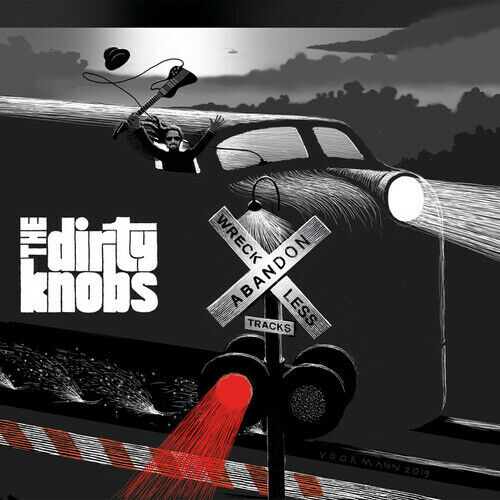 Dirty Knobs - Wreckless Abandon [New CD] Explicit