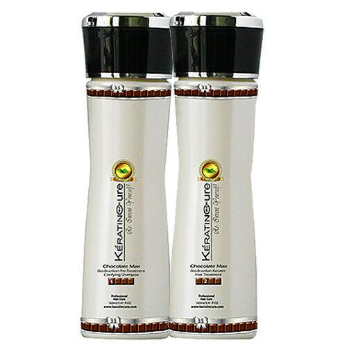 Keratin Cure 0% Formaldehyde Chocolate Max Bio Hair Treatmen