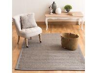 Brand new grey Maison du Monde rug
