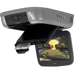 BNIB 10.2'' Flip Down overhead with PS2 Built in