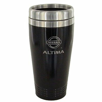 for Nissan Altima Black Stainless Steel Travel Mug Nissan Stainless Steel Travel Mug