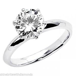 White Gold Diamond Promise Ring