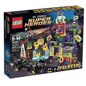 LEGO Super Heroes - Jokerland NEUF/NEW