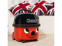 Harry Canister Vacuum