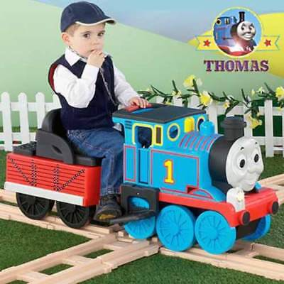 Thomas The Tank Engine Ride On Train (*NEW* *RARE* Thomas the Tank Engine and Friends, Ride on train with track.)