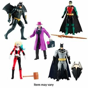 DC Comics Batman Missions Figures 6 inch