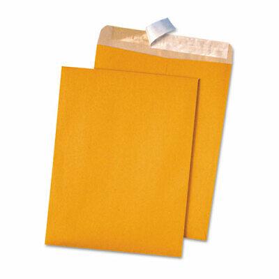 100 Recycled Brown Kraft Redi-strip Envelope 9 X 12 Brown Kraft 100box