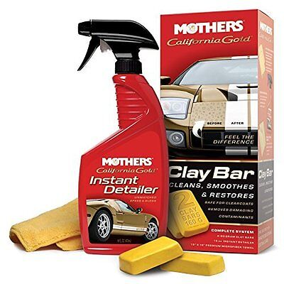 Best Clay Bar Car Paint Cleaning System, Smooth & Restore Automobile Paint