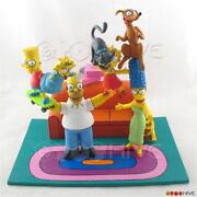Simpsons Figure Set