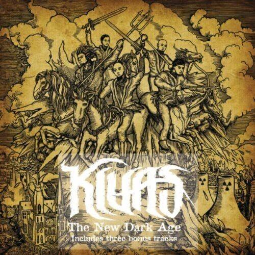 Kiuas - New Dark Age [New CD] Bonus Tracks
