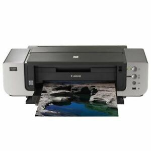 Canon 9000 Pro 13x19 printer and extra Ink