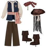 Disney Jack Sparrow Costume
