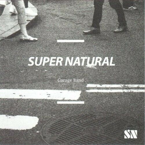 Supernatural, The Supernatural - Garage Band [New CD] Asia - Import