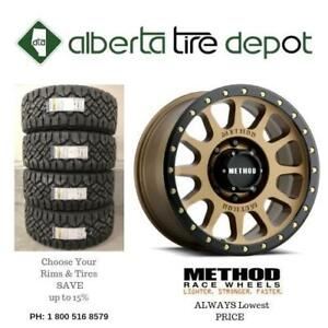 SAVE Up To 10% Lowest Price Method 305 NV HD Bronze Wheels Rims Shipping Available Shop With Confidence