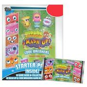Moshi Monsters Code Breakers Cards