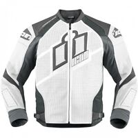ICON HYPERSPORT PRIME LEATHER JACKET/JAQUETTE MOTO CUIR HYPER