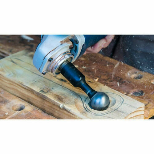 Arbortech BAL.FG.2000 - 30mm Ball Gouge Attachment for Angle Grinders