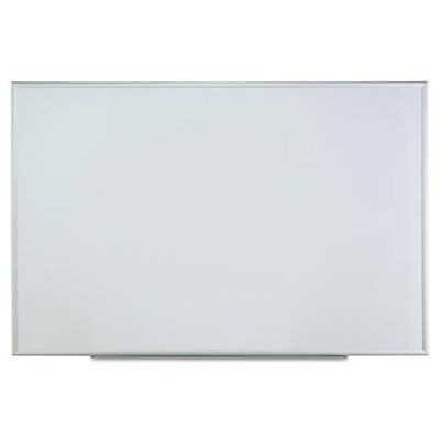 Dry Erase Board Melamine 72 X 48 Satin-finished Aluminum Frame