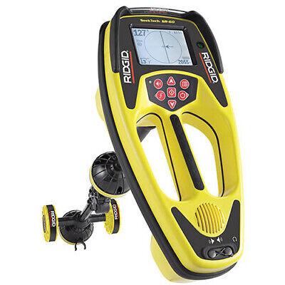 Ridgid Seektech Sr-60 22163 Utility Line Locator 10 Hz To 490 Khz