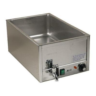 Alfa - Fw9000 - Single Countertop Food Warmer With Spigot