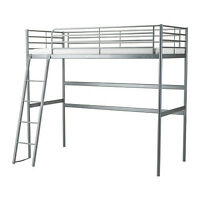 IKEA Loft Bed Frame - metal