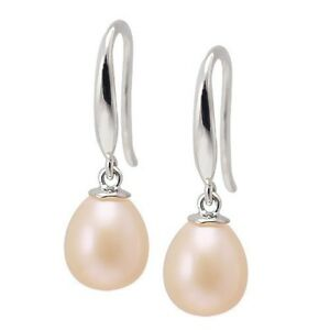 Blush Pearl Earrings - A Wonderful Valentine's Gift