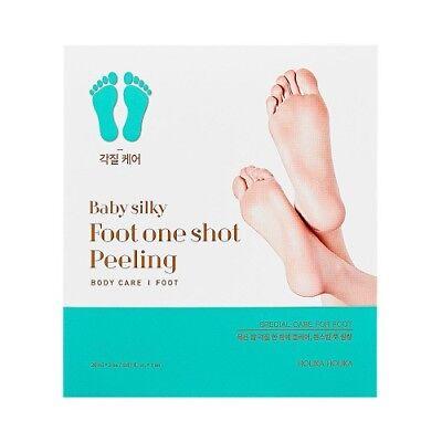 Holika Holika / Baby Silky Foot One Shot Peeling - 1pack / Free Gift / Korea