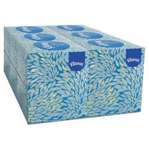 Kleenex White Facial Tissue Pop-Up Box, 2-Ply (95 tissues per box, 36 boxes)
