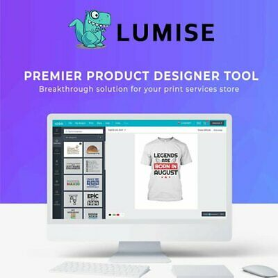 Lumise Product Designer Wordpress Plugin Woocommere Version 2020
