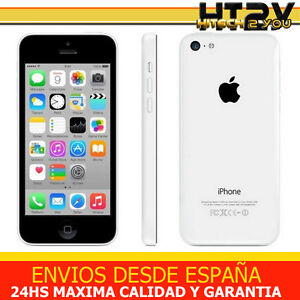 Apple-iPhone-5c-Blanco-16GB-Moviles-Libres-Nuevo-Stock-CON-GARANTIA