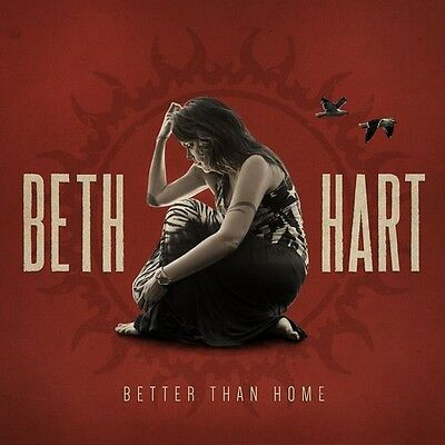 Beth Hart   Better Than Home  New Cd  Ltd Ed  Digipack Packaging