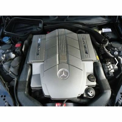2007 Mercedes Benz W171 R171 SLK 55 AMG 5,4 Motor M 113.989 113989 360 PS