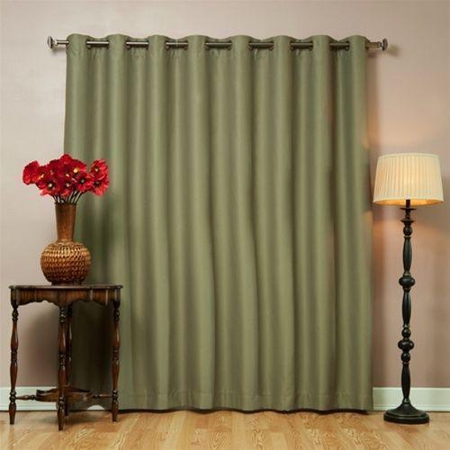 Wide Curtains | eBay