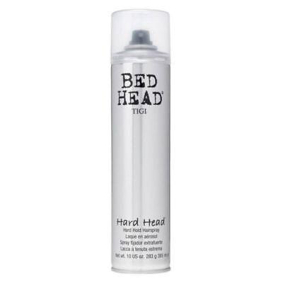 TIGI Bed Head Hard Head Hair Spray, 10.6 oz New (Tigi Hard Head)