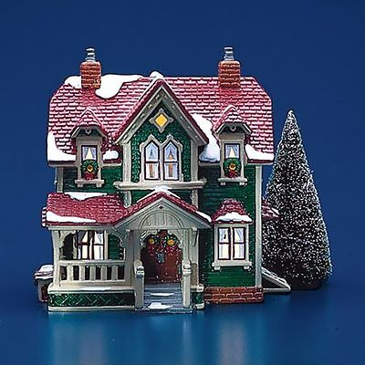 Dept 56 Snow Village ~ Hartford House ~ Mint In Box 54267