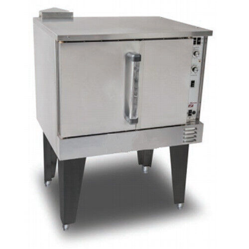Value Series LP Gas Convection Oven, Single Stack
