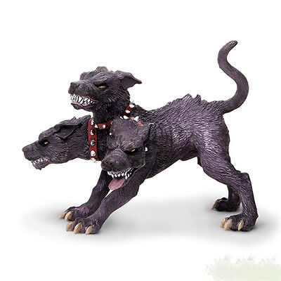 Cerberus Mythical Realms Figure Safari Ltd NEW Toys Fantasy Figurines - Mythical Realms Collection