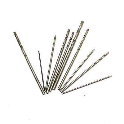10pcs Pcb Drill Bits Mini Press Drilling 0.7mm0.8mm1.0mm1.2mm1.4mmf Motor