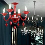 bunte kronleuchter g nstig online kaufen bei ebay. Black Bedroom Furniture Sets. Home Design Ideas