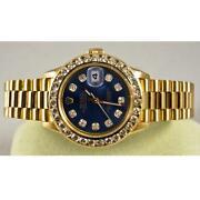 Ladies Gold Rolex