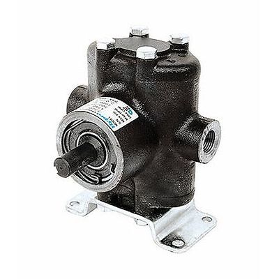 Hypro 5330c-x Small Twin Piston Pump - Solid Shaft