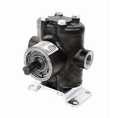 Hypro 5330c-x Small Twin Piston Pump - Solid Shaft