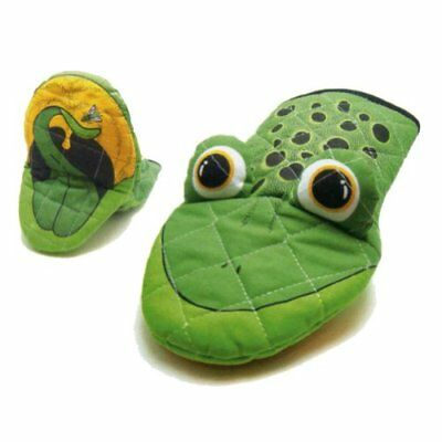 Nankai Trade Animal Oven Mitt Frog kawaii from Japan*