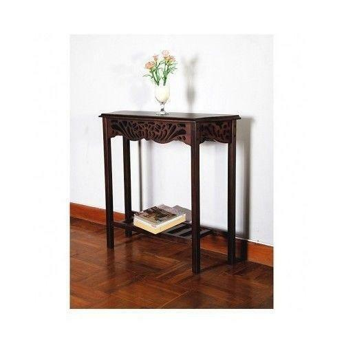 sofa table black storage ikea white new used ebay. Black Bedroom Furniture Sets. Home Design Ideas