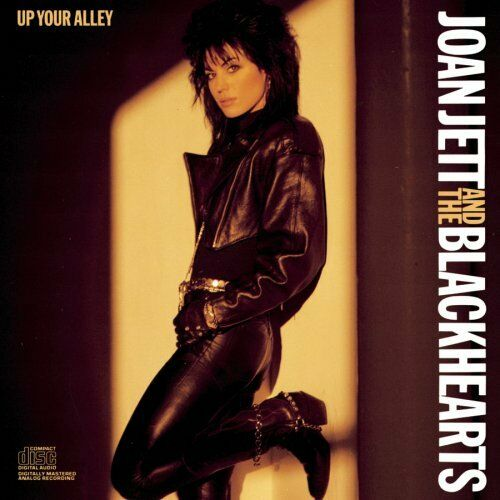 JOAN JETT & THE BLACKHEARTS : UP YOUR ALLEY  - CD New Sealed