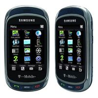 SAMSUNG GRAVITY TOUCH SGH-669B USED CELL PHONE