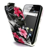 Samsung Galaxy Ace S5830 Case Flower