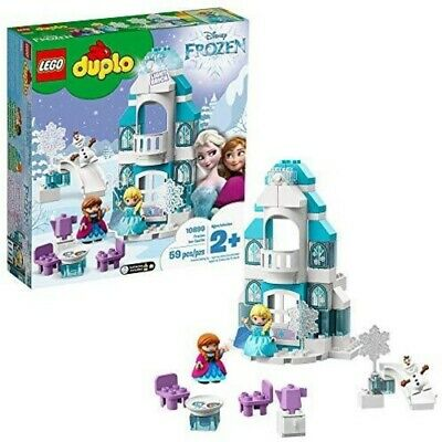 LEGO® DUPLO® Princess - Frozen Ice Castle 10899 [New Toy] Brick